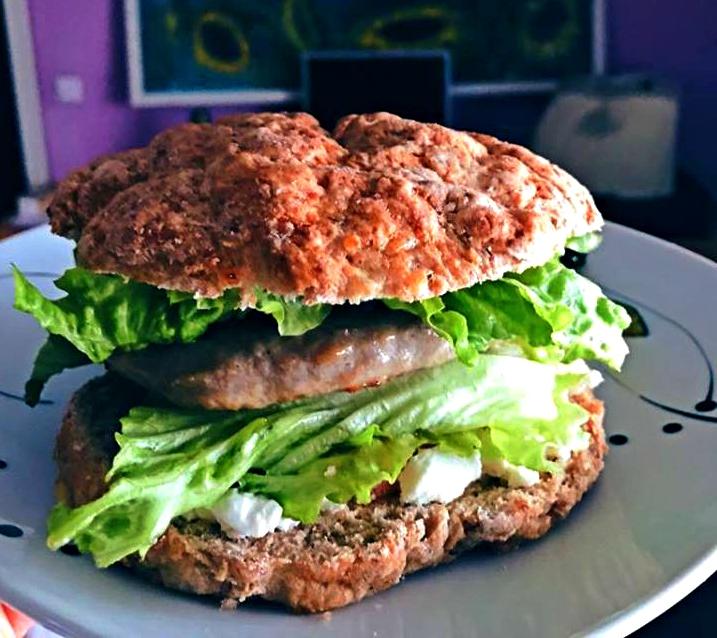 Best Chicken BurgerEver!